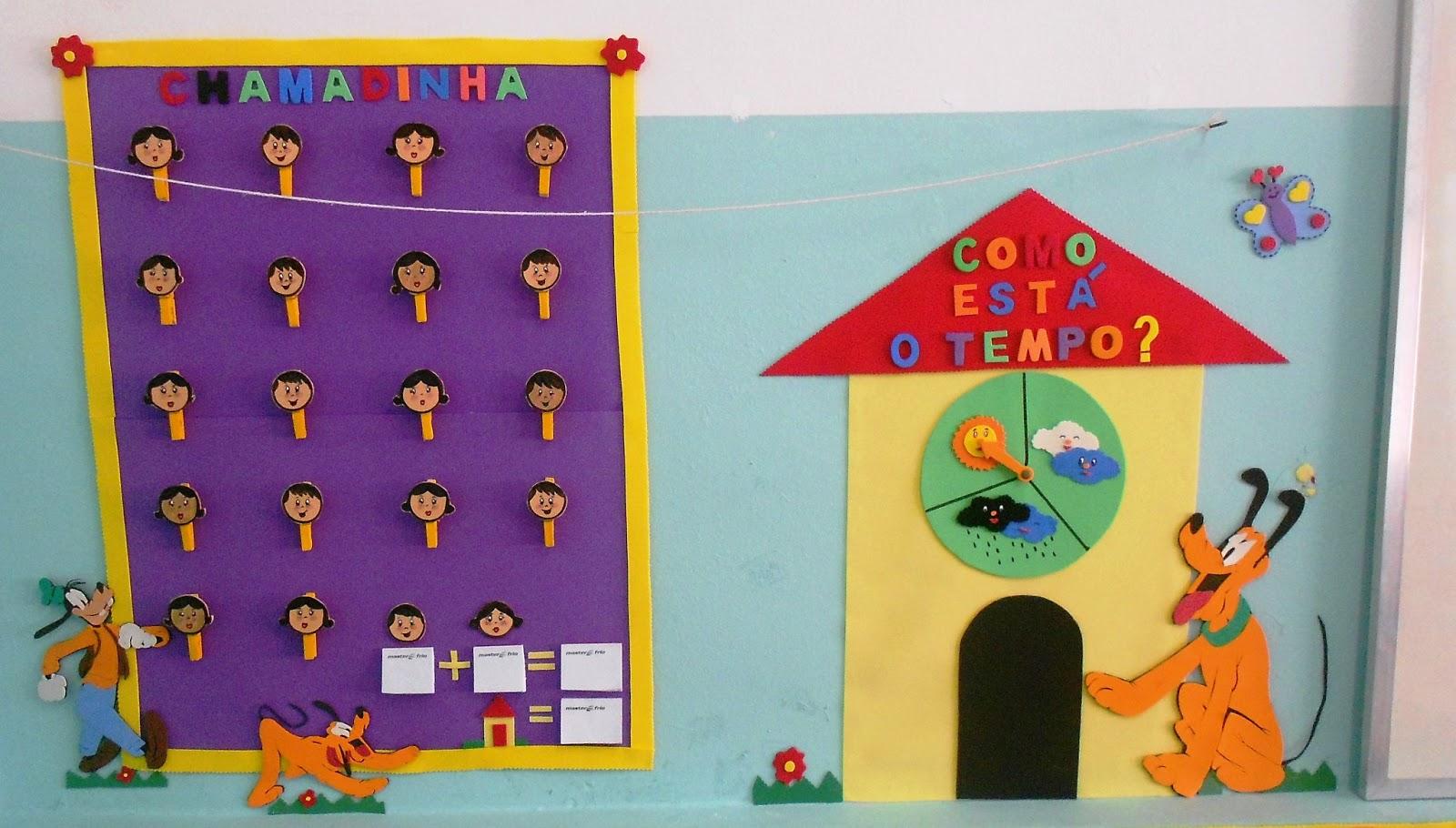 PROFESSORA DANY Educação Infantil Decoração da minha sala de aula!!! -> Decoracao Banheiro Educacao Infantil