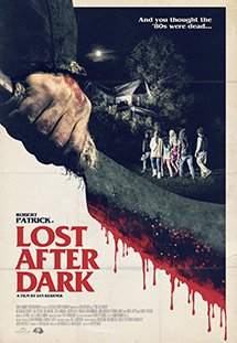 Sau Bức Màn Đêm - Lost After Dark