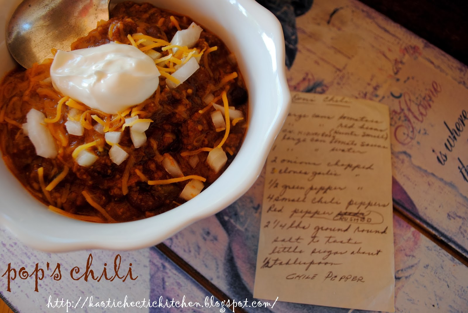 Recipe roulette pops chili forumfinder Image collections