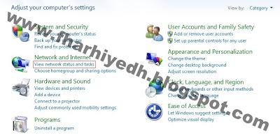 Cara mudah mengganti DNS Server Speedy menjadi DNS Server Google pada ...