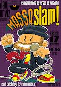 VALLADOLID, 17 de SEPTIEMBRE: MASSASLAM! en el FESTIVAL MEDIODÏA DE VERSOS