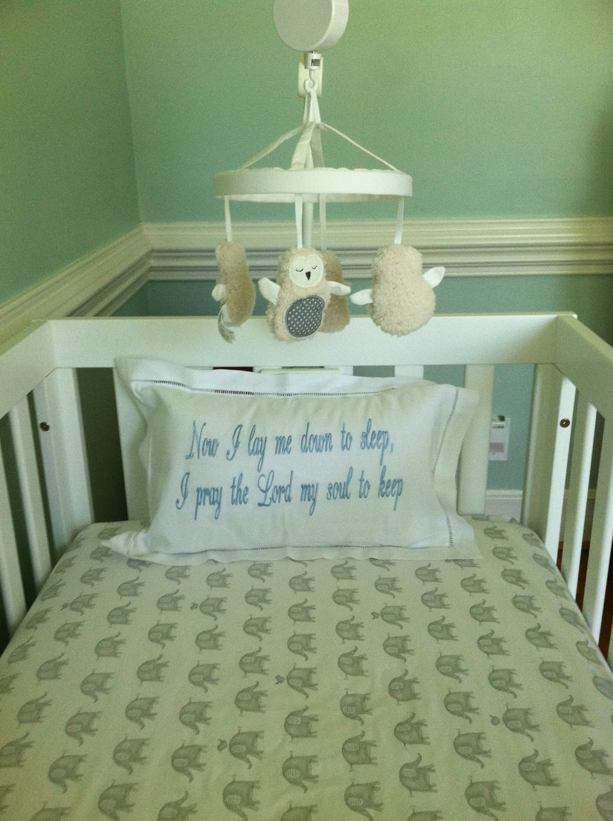 Designer Bags And Dirty Diapers Finley S Nursery