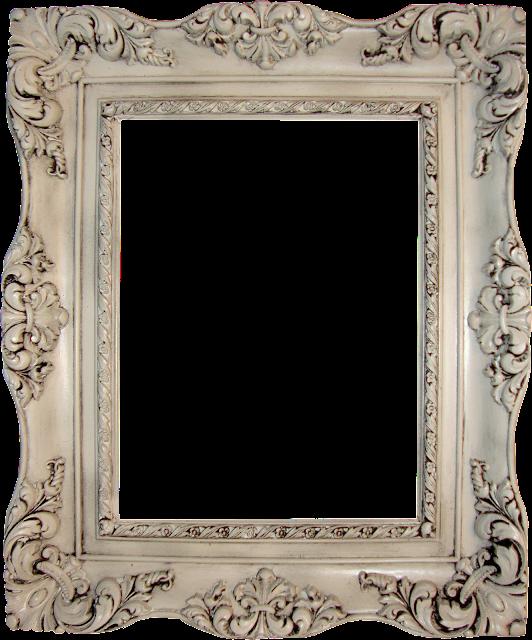 Vintage Wood Frame : Presenting: Digital Vintage/antique photo frames Printables!