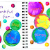 Thankful Bubbles Art Journal Page Art Projects For Kids