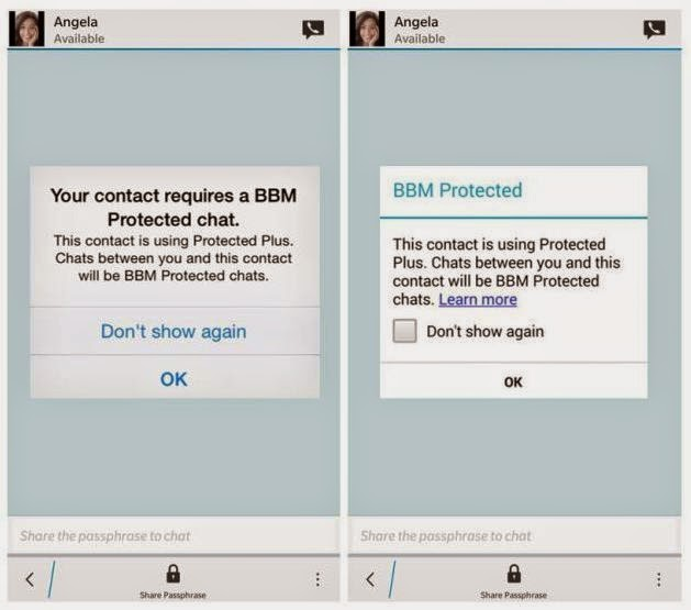 BBM Protected for Android and iOS devices from BlackBerry ...