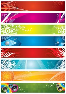 Kumpulan Banner Vektor