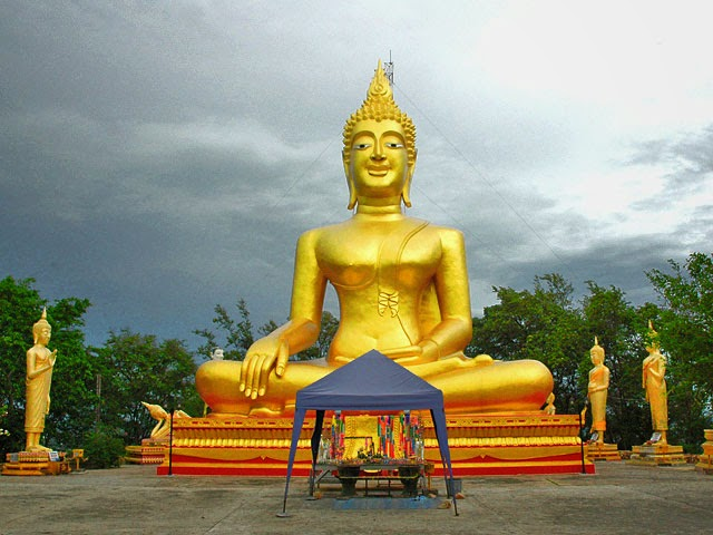 Big Buddha Hill, Thailand