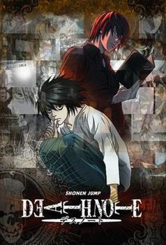 Death Note Completo  DVDRip Dublado