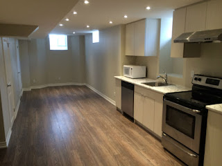 Toronto Basement Kitchenette