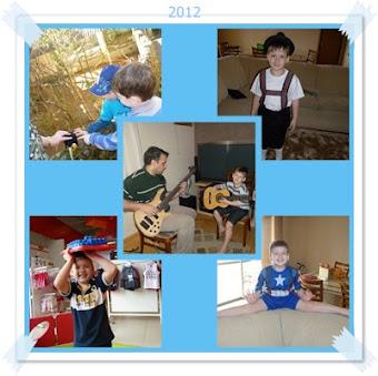 Meus momentos...2012