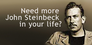 a biography of john steinbeck a famous american writer Steinbeck's work, considered his masterpiece by many, is a  one focuses on  individual characters, the other attempts to tell a broader story about america   sanora babb spent long periods of time researching and writing  the daughter  of a restless gambler, she was born in oklahoma territory in 1907.