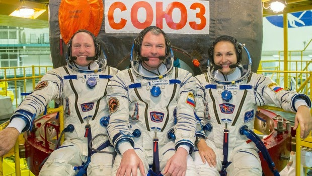 Trio Astronot Bakal Pulang ke Bumi Setelah 6 bulan Tinggal di ISS di Luar Angkasa
