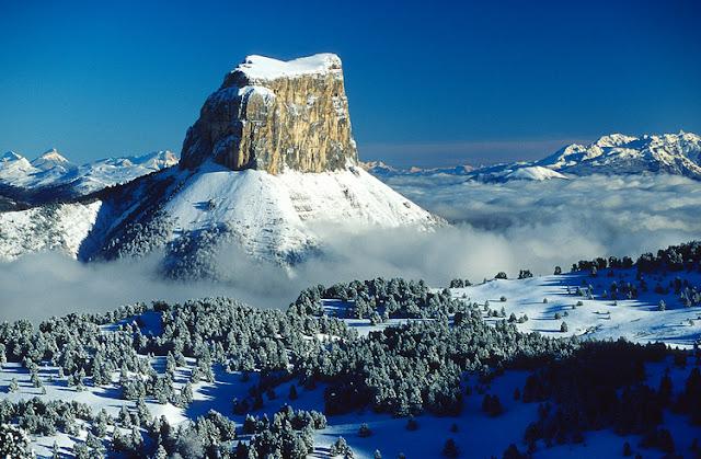 Фото Mont Aiguille