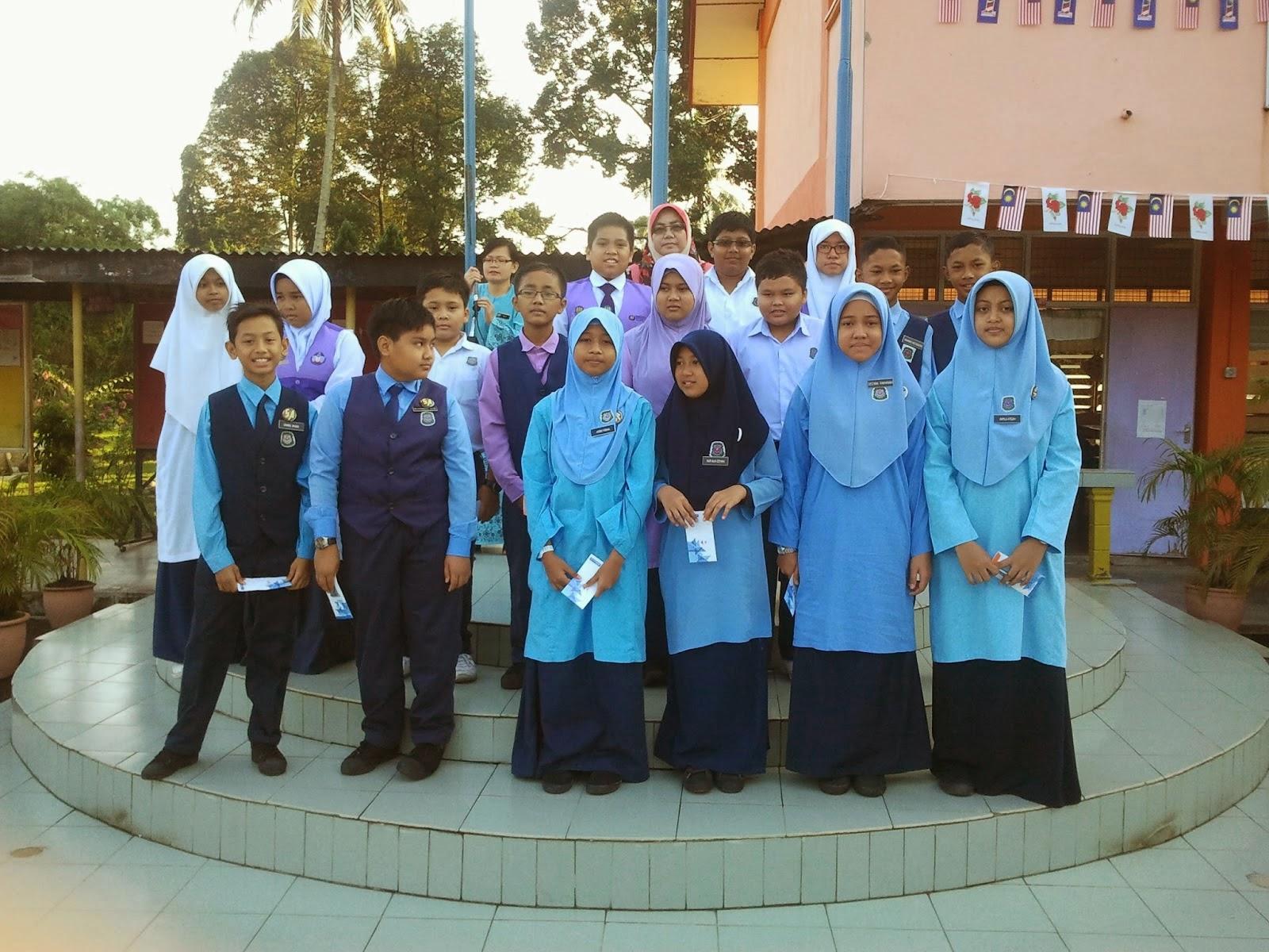 Tajuk Penting dalam Kertas Penulisan Bahasa Melayu UPSR
