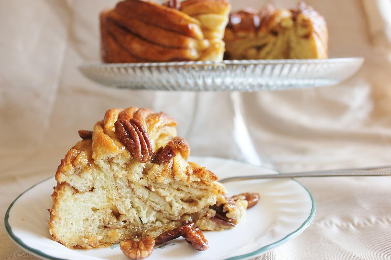 Sweet Frosting: Cinnamon Swirl Bread