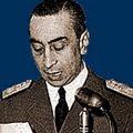 Vicepresidente Isaac Rojas