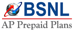 BSNL AP GSM Mobile Prepaid Plans & Tariff