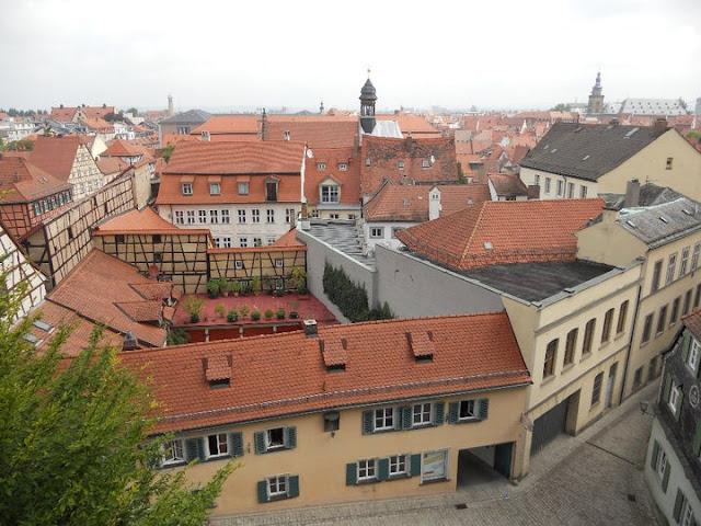 Bavarian rooftops