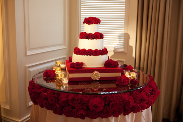 Wedding Decorators In Md Bcgevents Beauty Sightings Cake Table Ideas