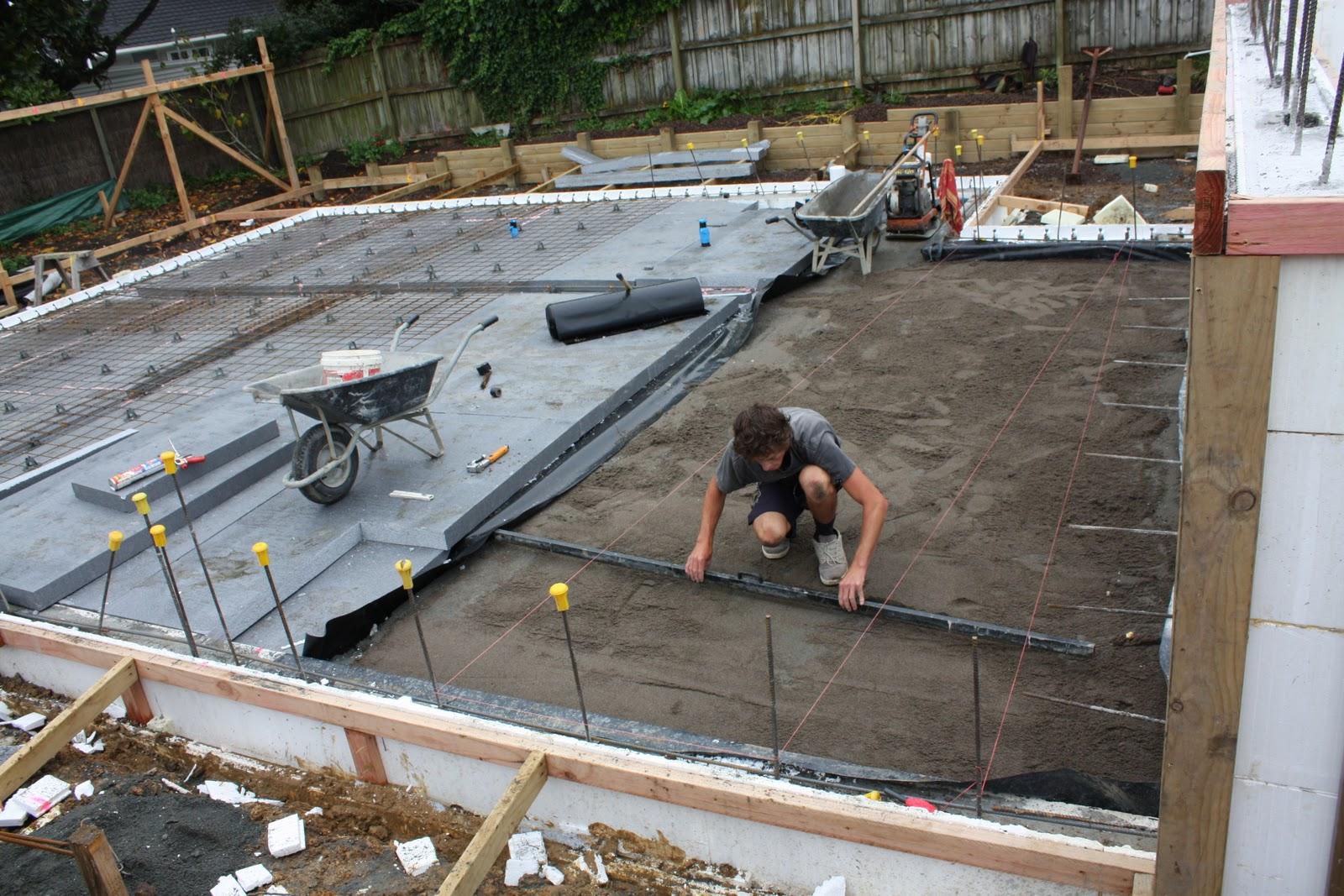 how to make concrete cmu split ribed blocks