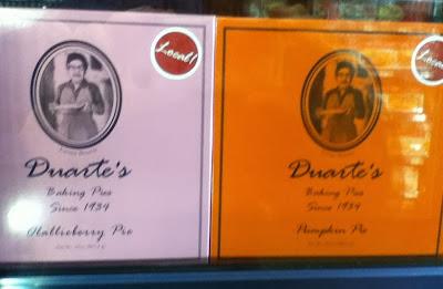 Duarte's Pie for sale