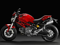 2012 Ducati Monster 696 Gambar Motor 2