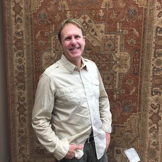 Area rug winner for July 2015 from Kermans