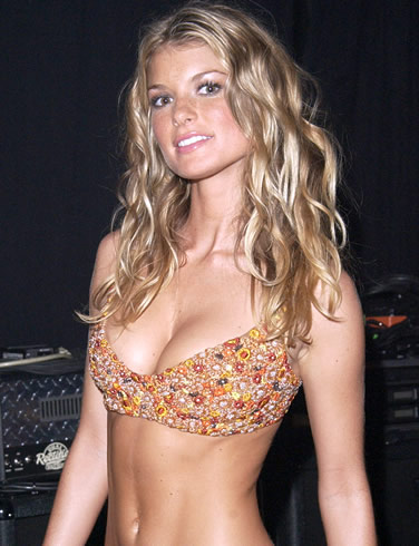 Hollywood Celebrity with Sexiest Breast Marisa Miller