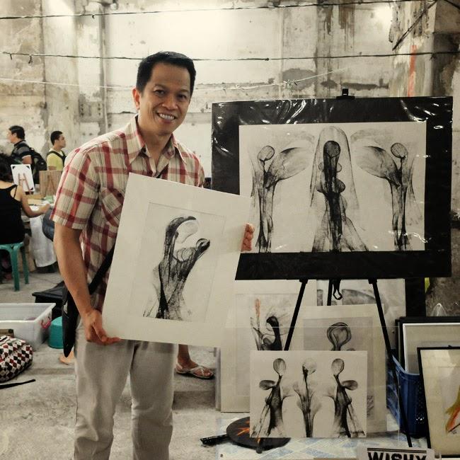 Escolta saturday market: Jose Alberto Reyes
