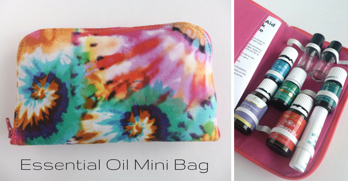 essential oil mini bag #yleo