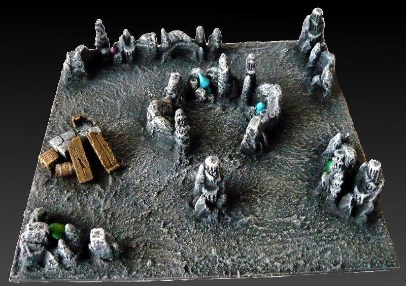 Skavenblight's Underground Scenery - Page 2 04-jaskinia_bez_wody1