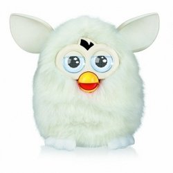 white furby images