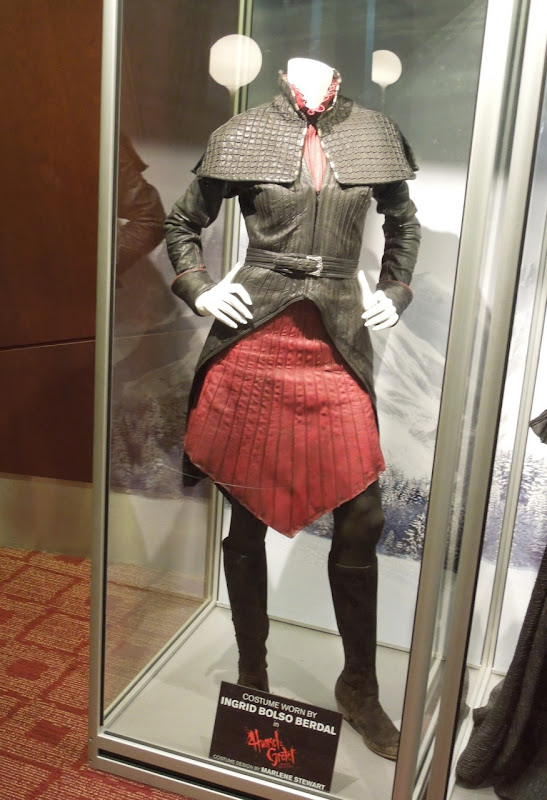 Horned Witch movie costume Hansel Gretel Witch Hunters