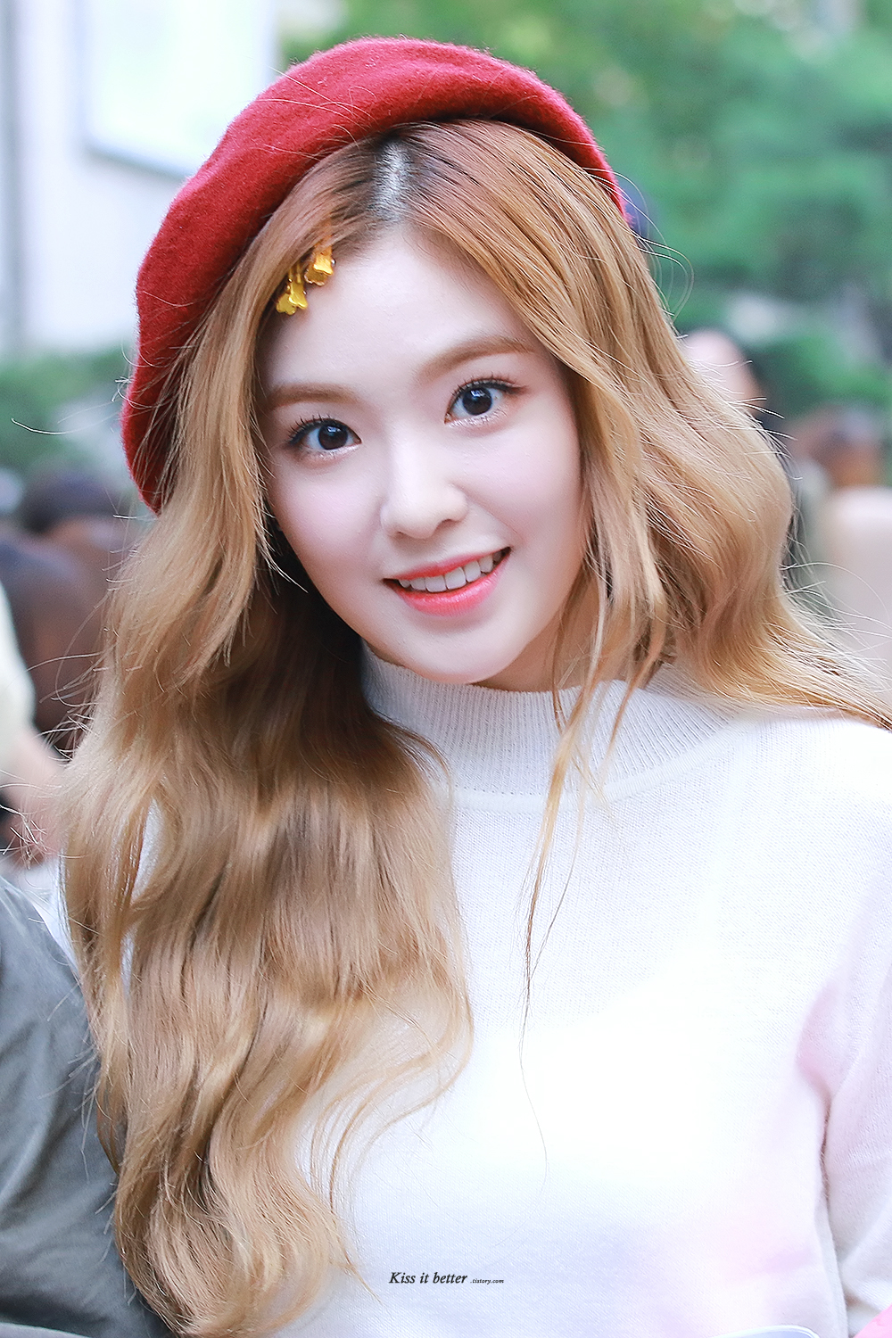 i love red velvet   irene rv