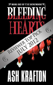 GraveTells PNR Reviewer Top Pick July 2012!