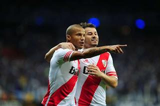 Gol, Sanchez, Cruzeiro, River, River Plate, Copa Libertadores, Libertadores, 2015,