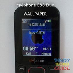 my phone b88 duo wallpaper