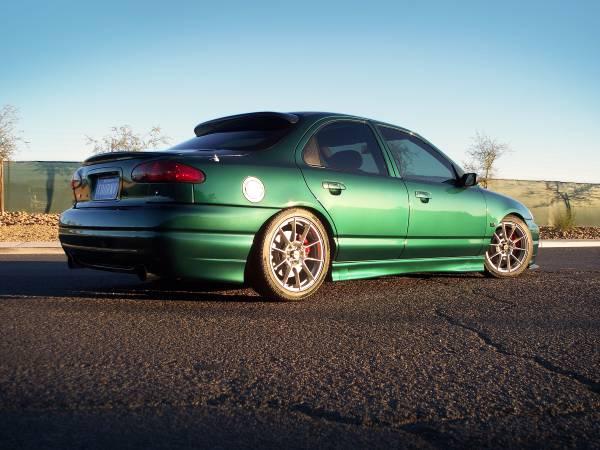 Transmission Fluid Color >> 2000 Ford SVT Contour | Auto Restorationice
