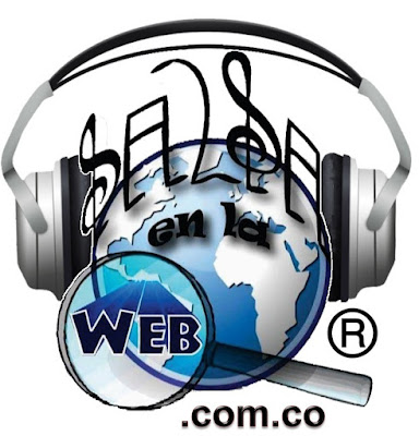 ►  Nuevo Logo SalsaenlaWeb.Com.Co 2015