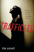 Cover of Trafficked by Kim Purcell