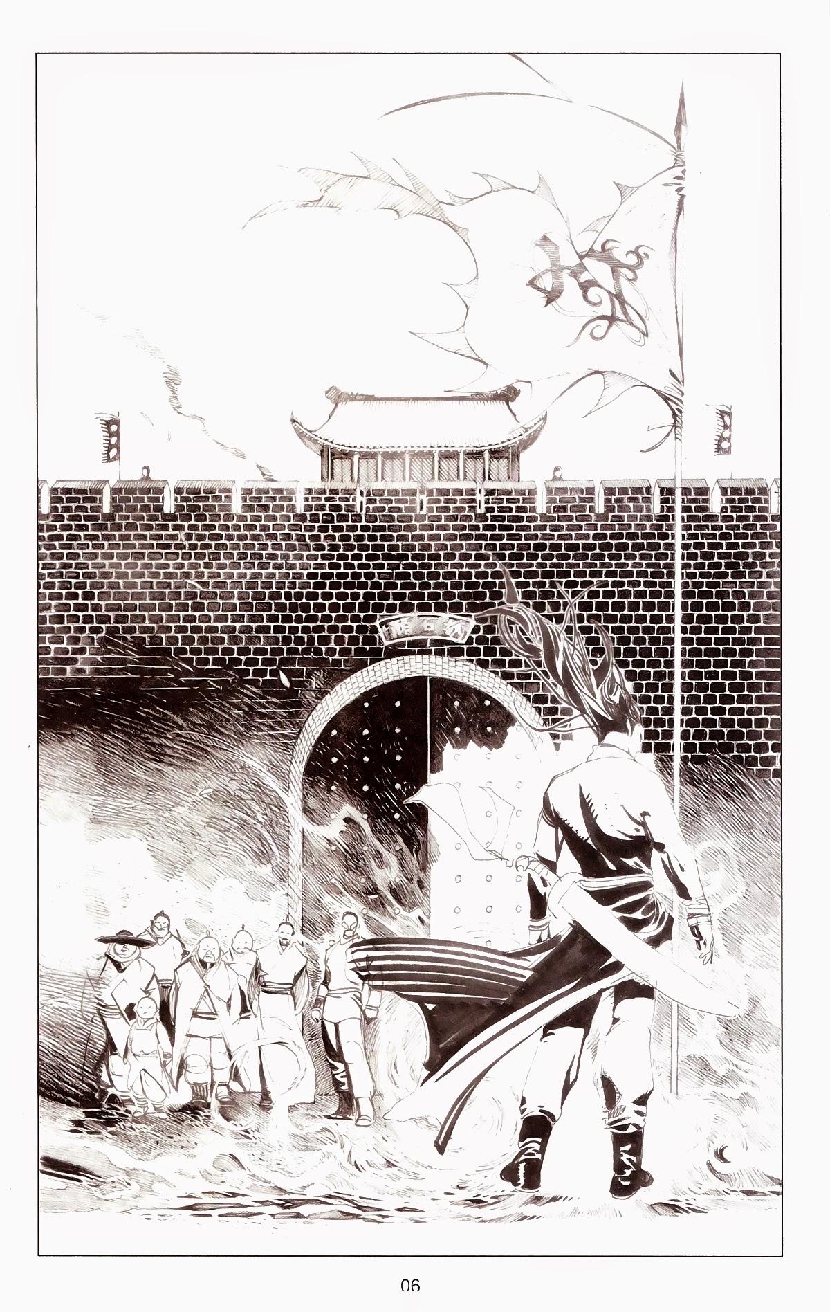 Phong Vân chap 675 Trang 4 - Mangak.info