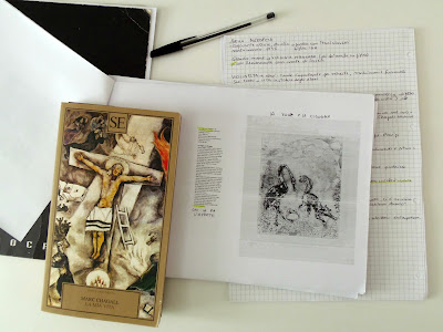marc chagall autobiografia
