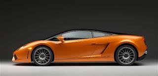 2011 Lamborghini Gallardo LP550-2 Bicolore