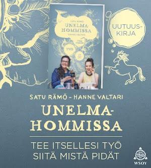 Tilaa tästä kirjani!