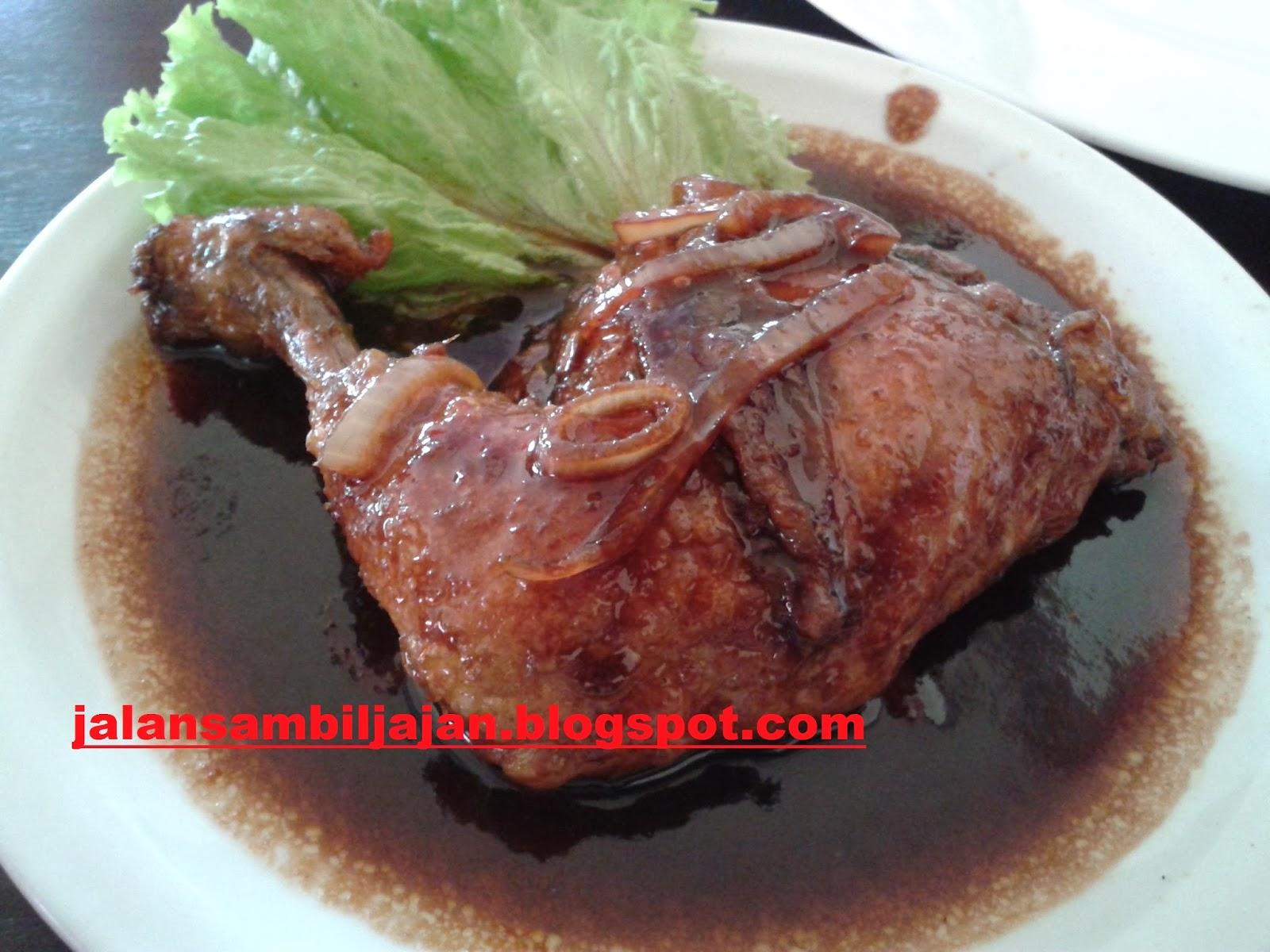 Ayam Goreng Mentega Wong Jowo