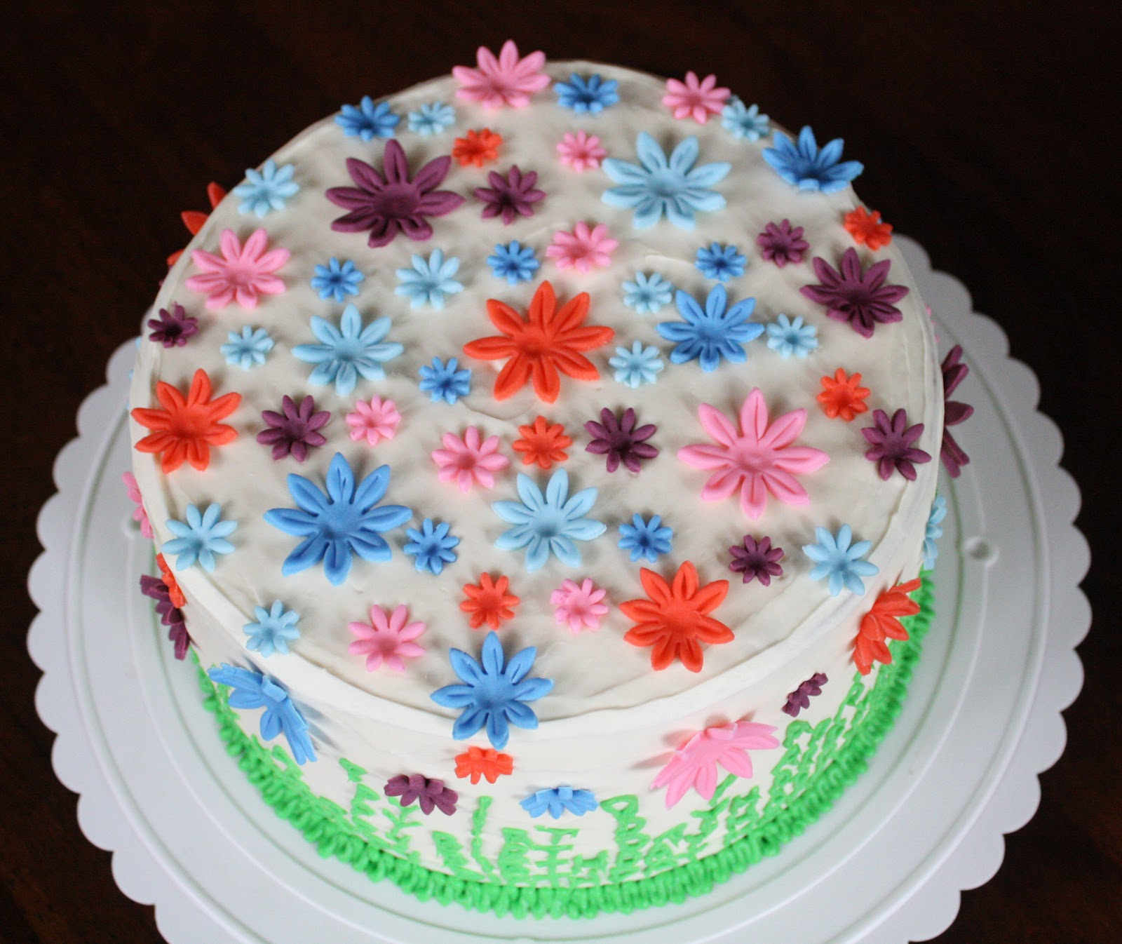 Birthday Cake Idea For Mom Image Inspiration of Cake and