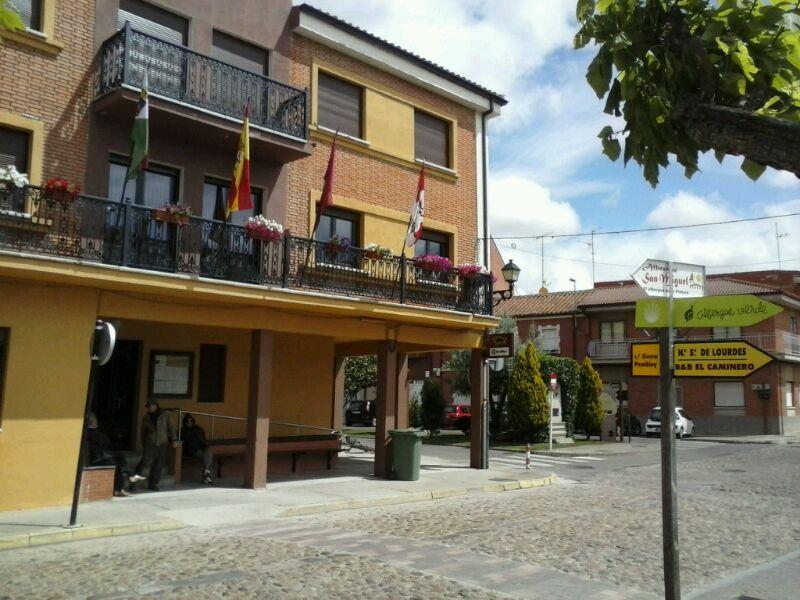 Almateketch camino de santiago 2014 - San miguel del camino ...