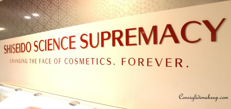 Evento Shiseido: Ultimune, la nuova frontiera della cosmesi