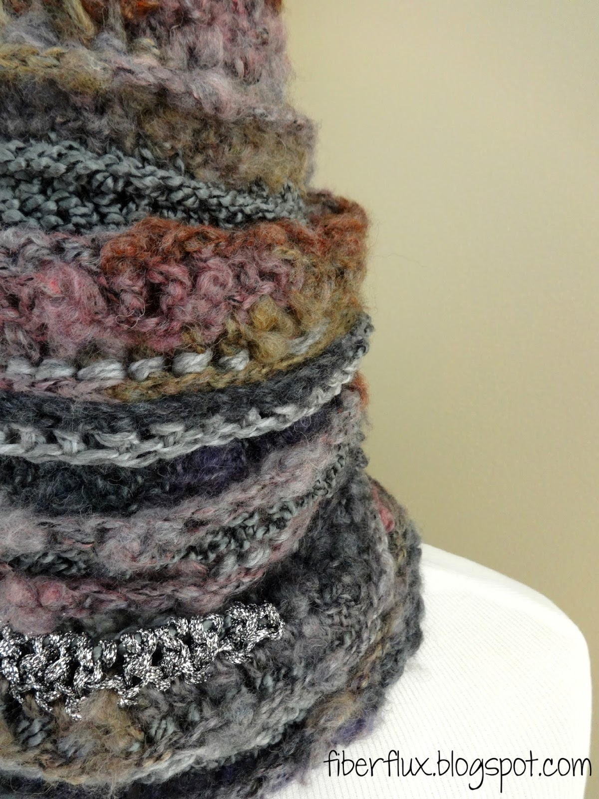 Crochet Stitches Abbreviations Fpdc : Fiber Flux: Free Crochet Pattern...Pixie Dust Scarf!