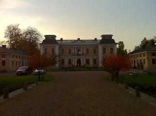 Skottorps slott i halland